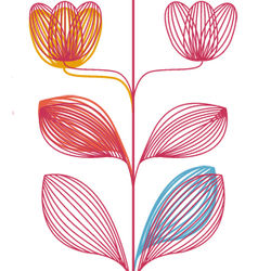 Almedahls Tulippa 76743 (flamsäker)