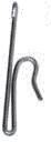 Fingerkrok - 1finger metall